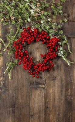 Cómo hacer hermosas manualidades de Navidad con flores y cintas | eHow en Español
