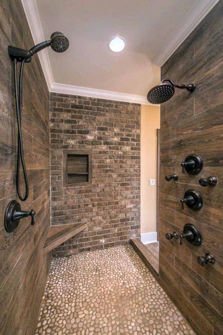 Unbelievable Pinterest Bathroom Shower Ideas For Your Cozy Home Bathroom Layout Modern Bathroom Bathroom Design