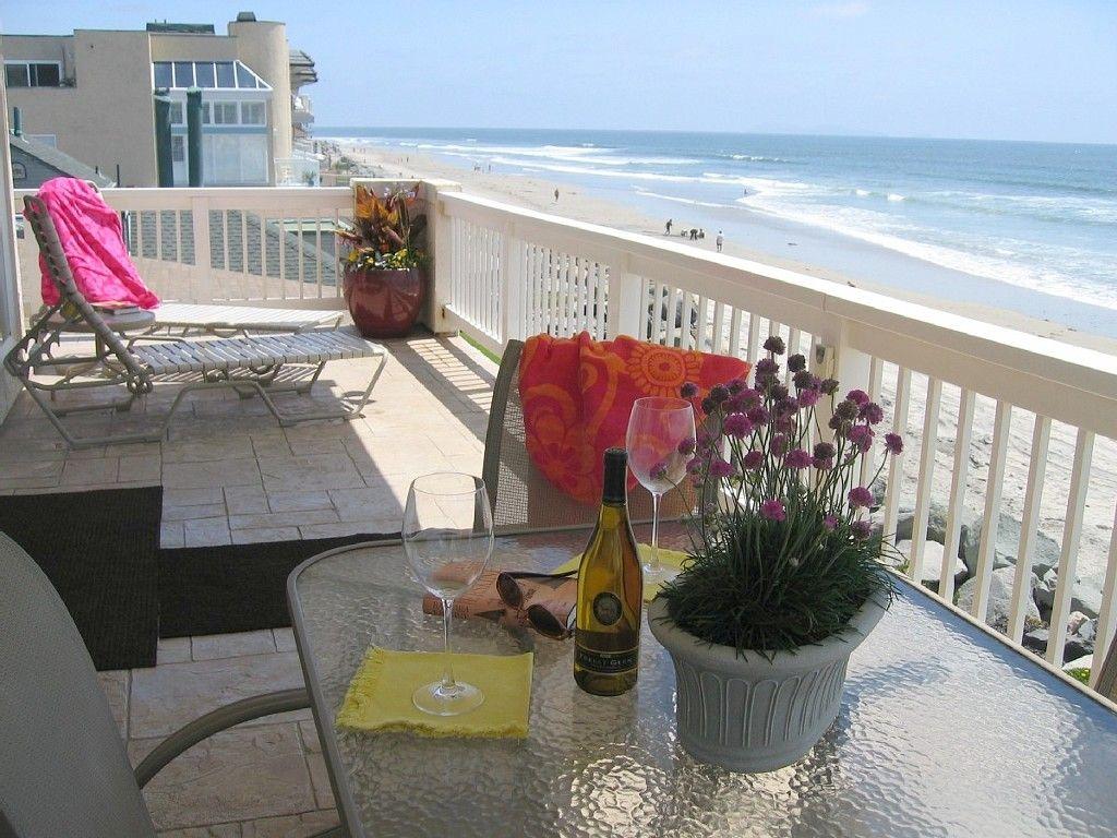 San Diego Condo Rental Spectacular Beachfront Condo W