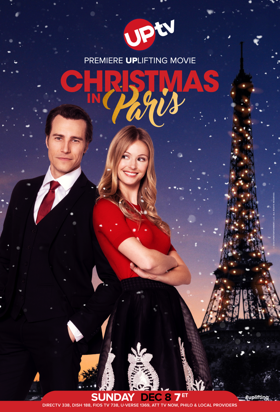 """Christmas in Paris"" (2019) Christmas movies, Christmas"
