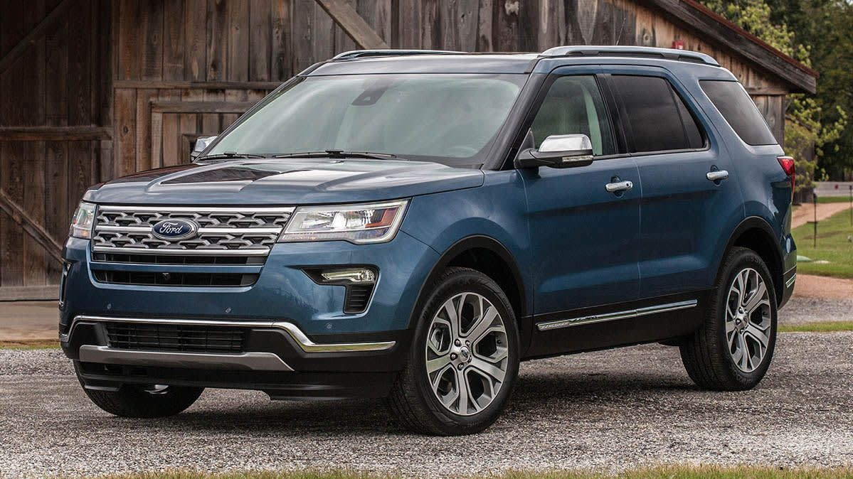 Ford Recalls Pickup Trucks And Suvs For Seat Problem Ford