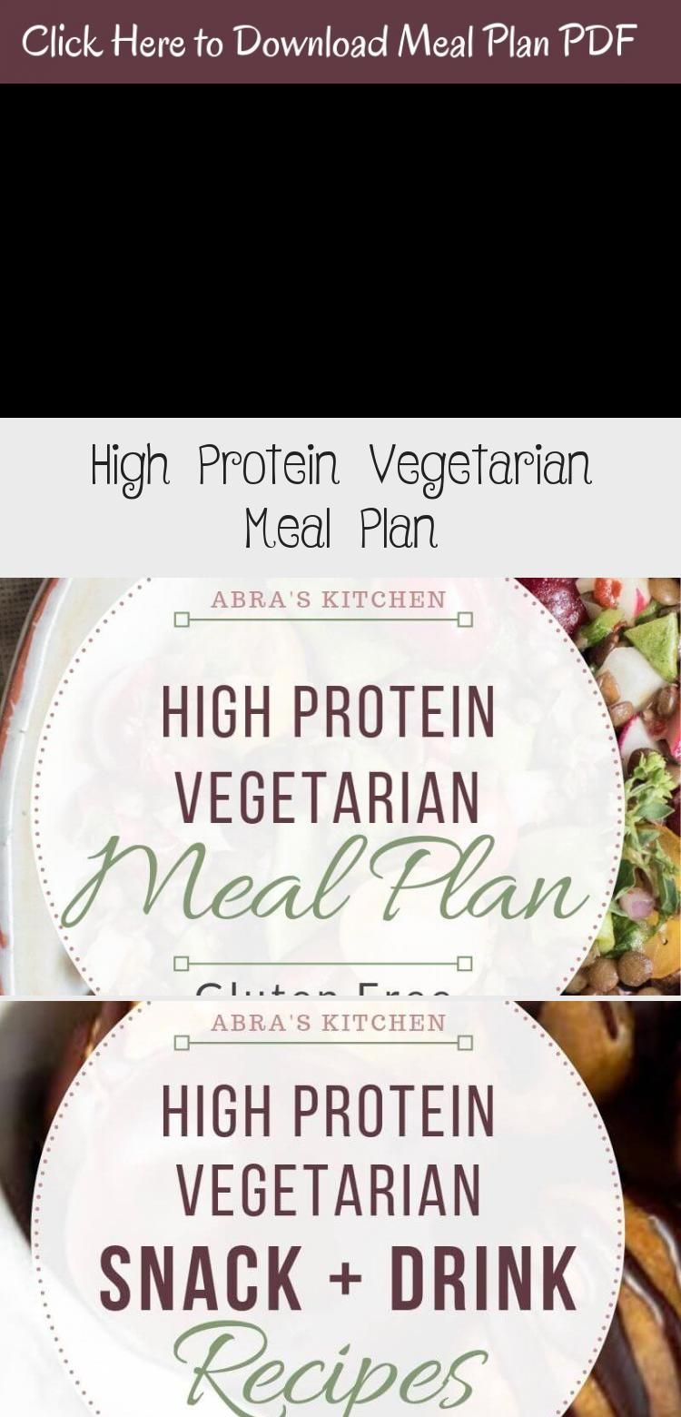 A super healthy, highprotein, glutenfree vegetarian meal