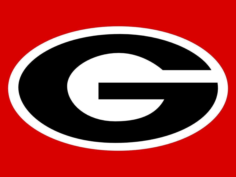 Uga Logos Download Bulldog Screensaver And Wallpaper Wallpapersafari Georgia Bulldogs Football Bulldogs Football Georgia Football