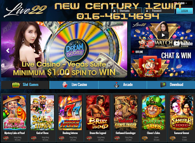 Live22 Online Game Malaysia Live22 Online Casino Game Casino Games Online Casino Games Online Casino