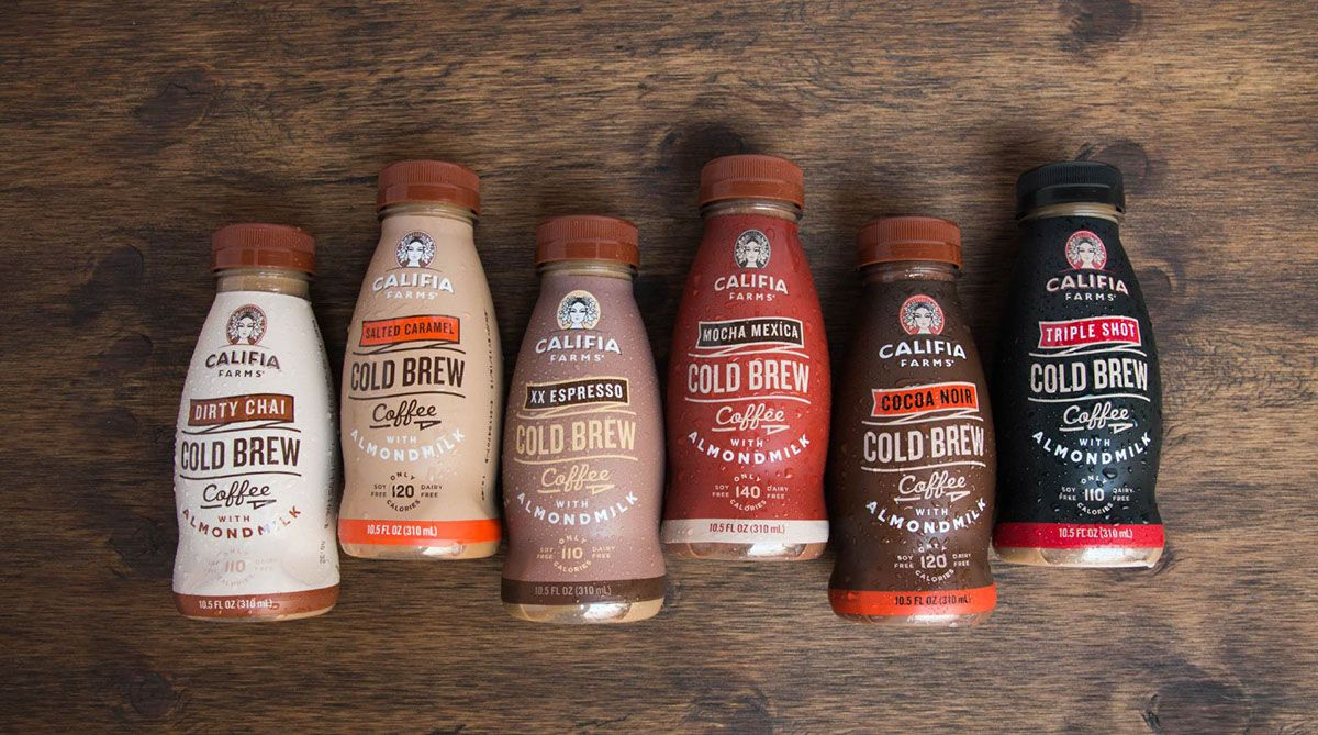Califia cold brew coffee on behance coffee brewing cold