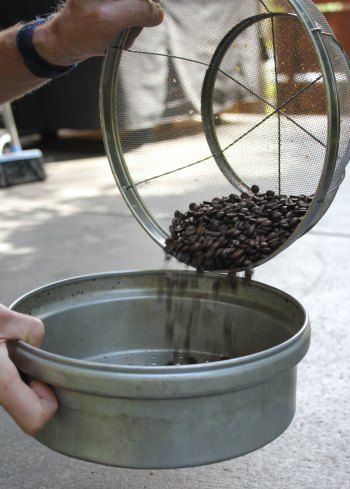 Popper Roasting Tips I Need Coffee Roasting Coffee At Home Coffee Roasting Dark Roast Coffee