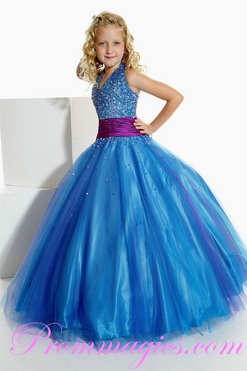 Tiffany Princess Little Girls Pageant Dress Style 13444 | Girls ...