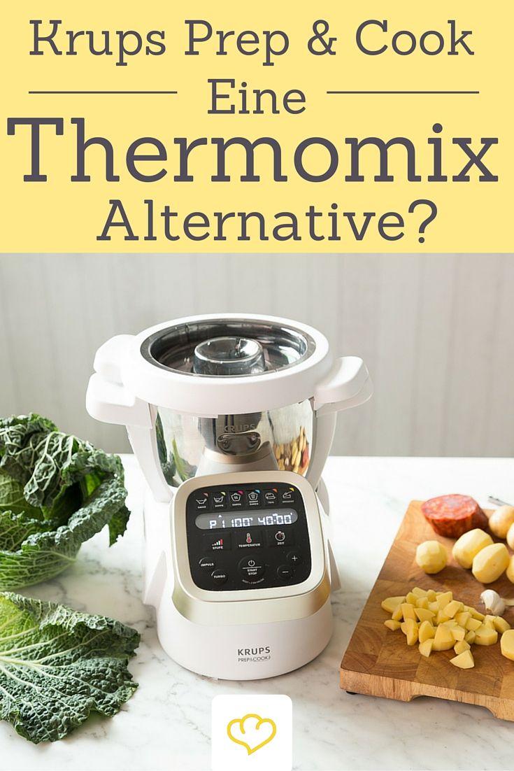Die Krups Prep & Cook - eine Thermomix Alternative? | Thermomix ...
