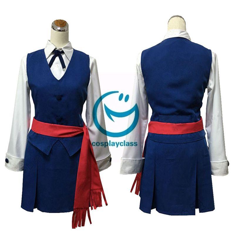 Little Witch Academia Lotte Yanson Akko Kagari Diana Cavendish Cosplay  Costume – CosplayClass  LittleWitchAcademia  LotteYansoncosplay   cosplayclass   ... 0878eeba95eb