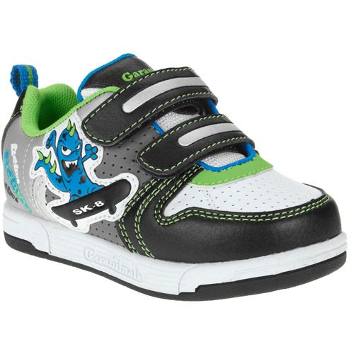 939bb568d821e5 Garanimals Toddler Boys Court Shoes - Walmart.com