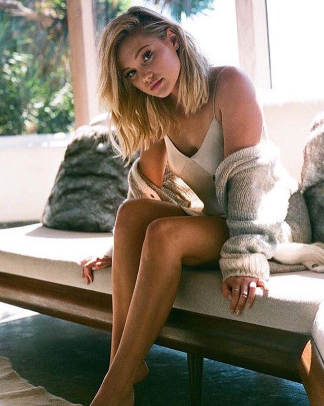 sweet blonde nude gif