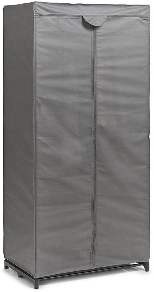 Zeller Present Textil-Schrank, mit Reißverschluss, 75 x 50 x 160 cm