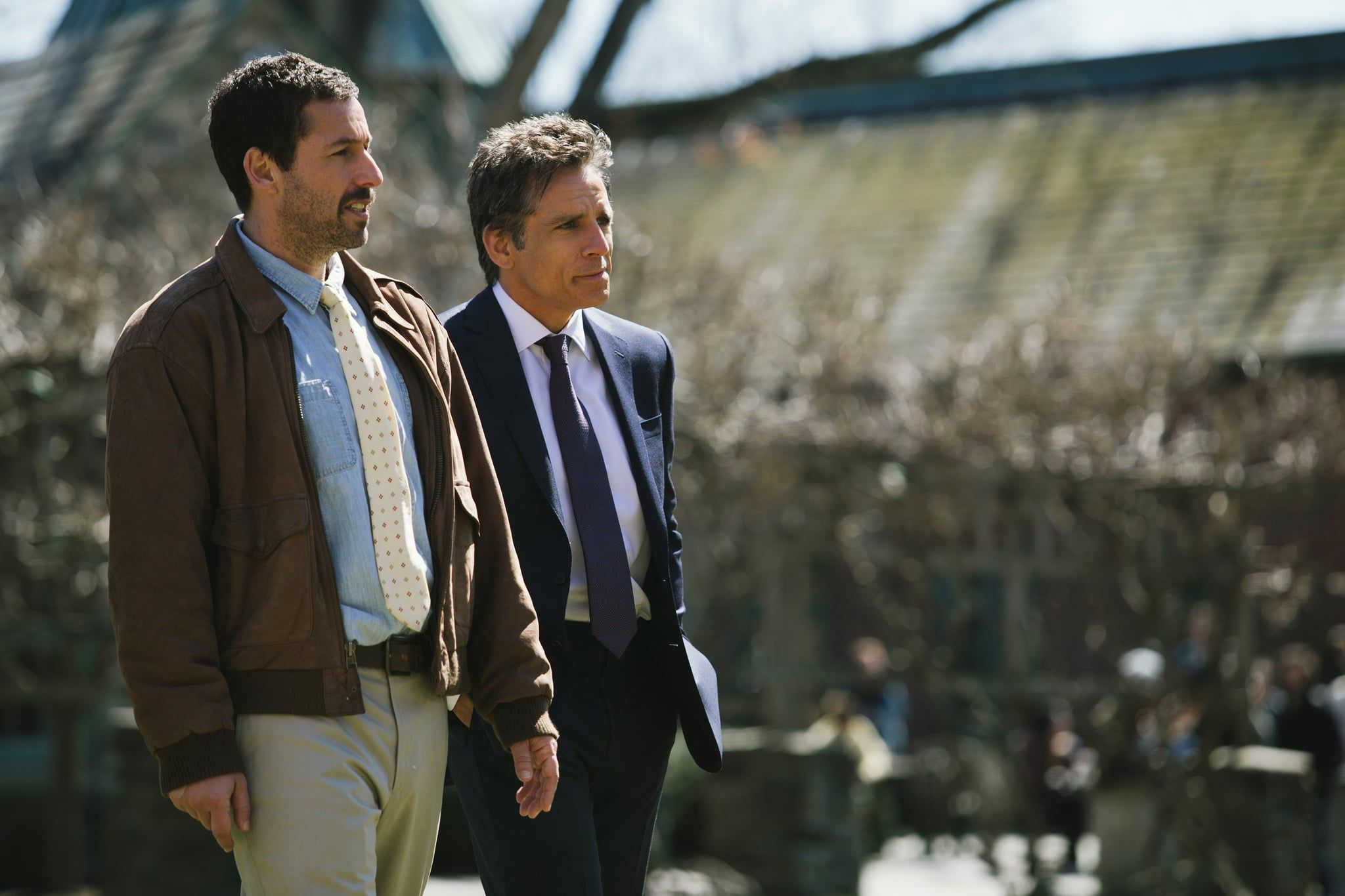 The Meyerowitz Stories (New and Selected) Netflix