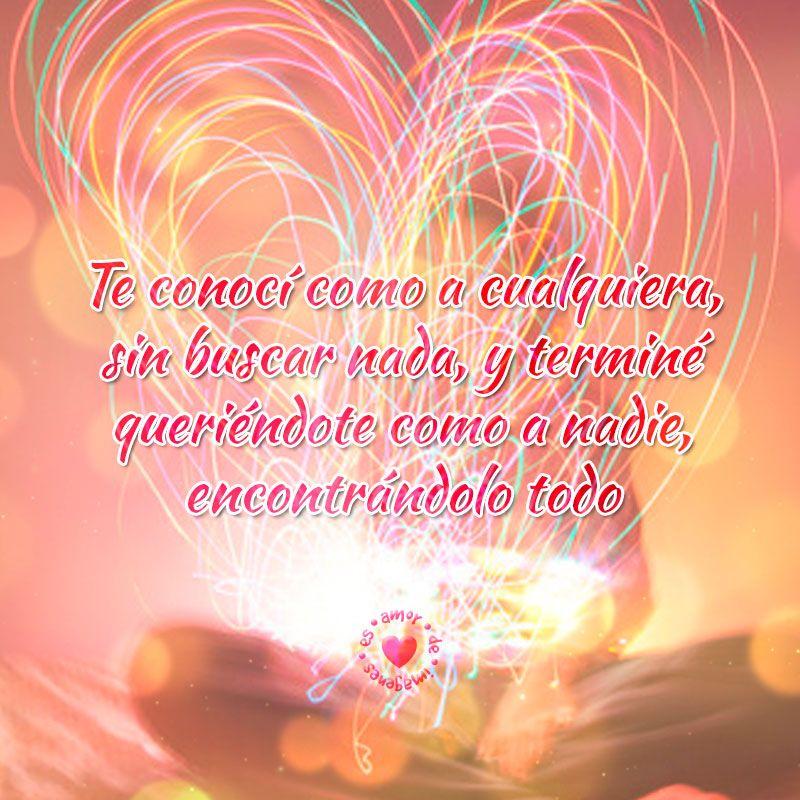 Tarjeta Con Efectos De Corazon Con Frase Larga De Amor Amor De