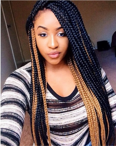 Tresse Vanille Africaine Soin Cheveux Box Braids Styling