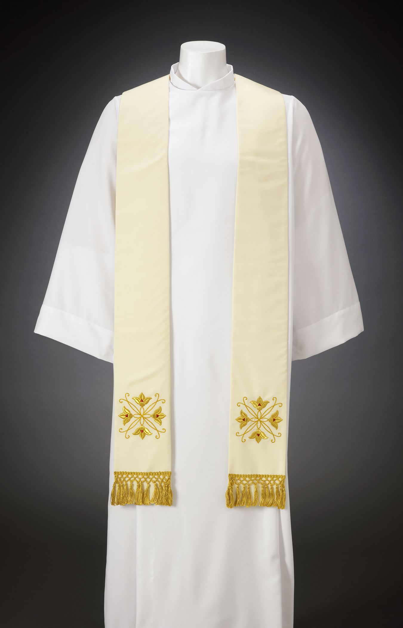 When Deacons Are Ordained They Receive A Stole Which Is A Type Of