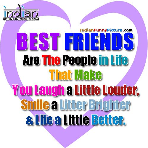 Friendship Quotes | Best Friend Quotes Smile Friendship Quote Happiness