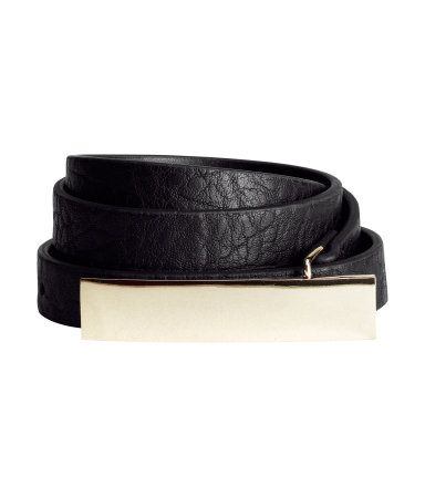 belt from H&M