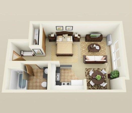 Studios for Rent in Portland - Find Studio Apartments in Portland