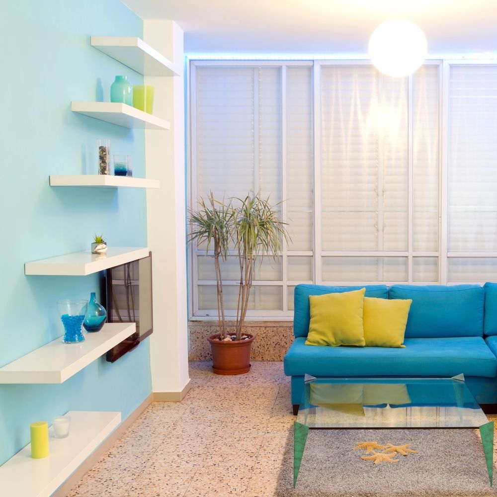 color for living room according to vastu http