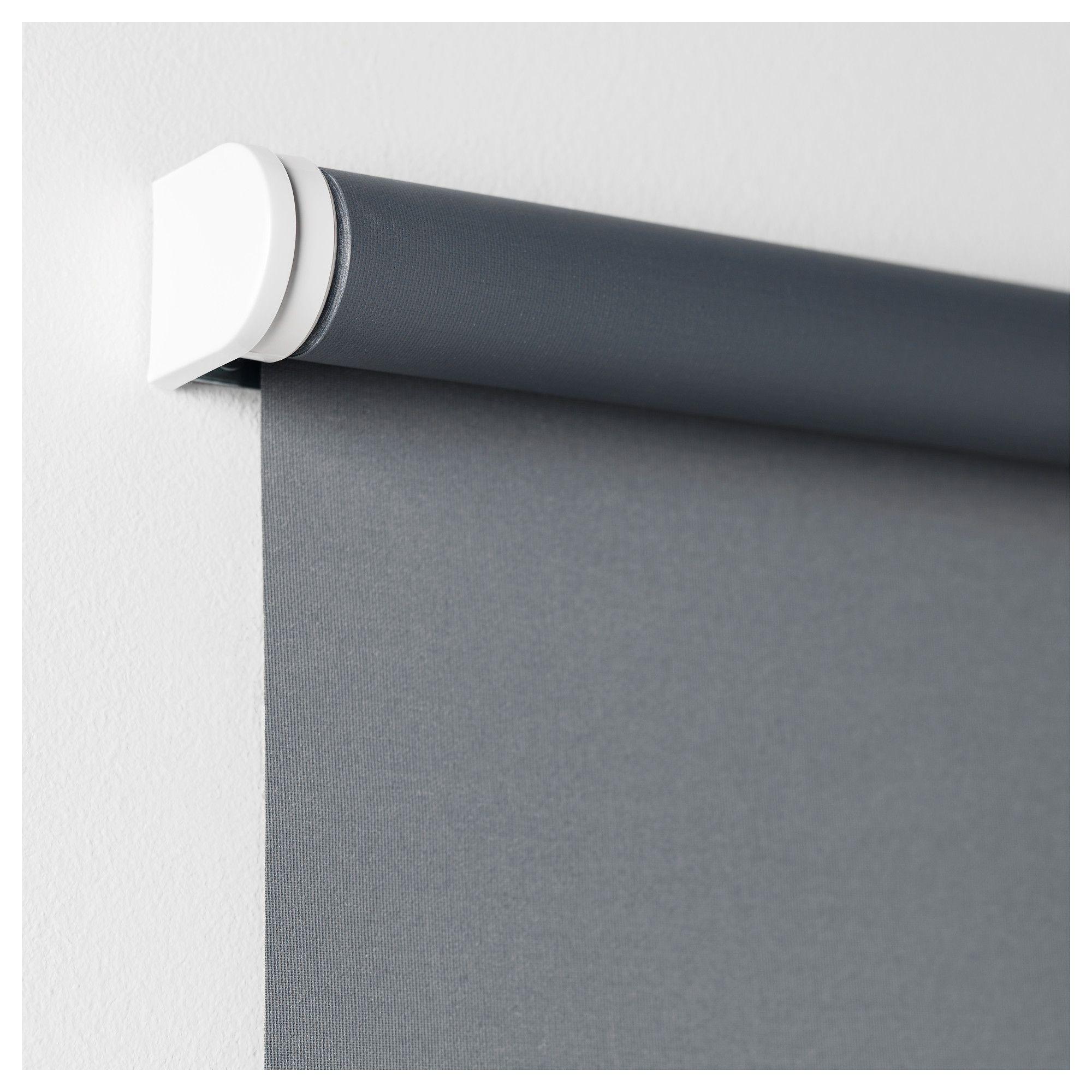 Tupplur Blackout Roller Blind Gray For The Home Grey Roller