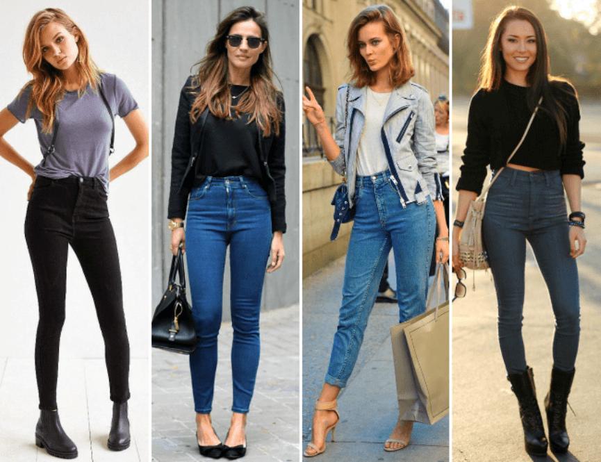 Moda Jeans 2016: Calças, saias, shorts e macaquinhos