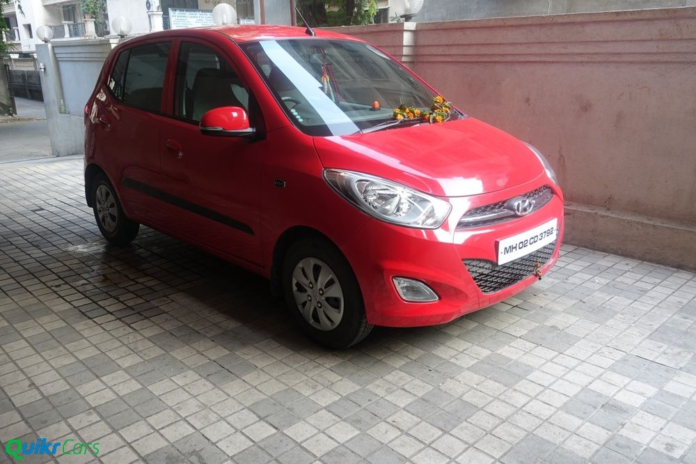 Hyundai i10 Used Review Get complete performance review
