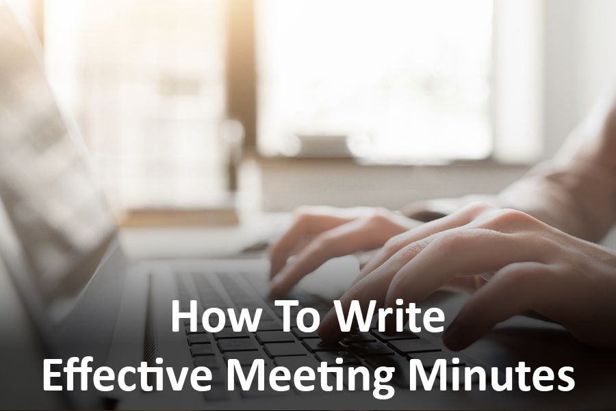 How To Write Effective Meeting Minutes with Templates and Examples