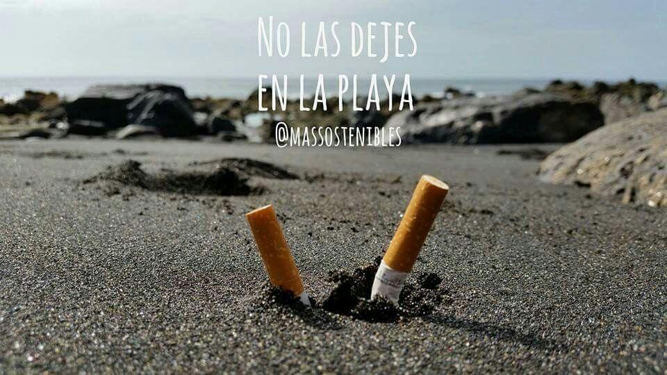 #Playas #limpias