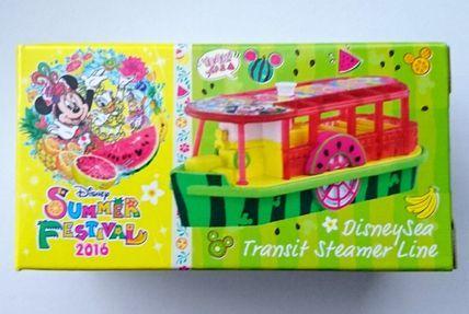 ディズニー サマーフェスティバル 2016 トミカ TDS