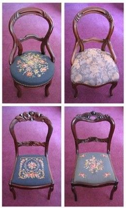 A Guide To Antique Chair Identification With Photos Antique