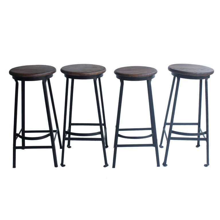 Vintage Original Industrial Stools More Available From A Unique Collection Of Antique And Modern Stools At Https Www 1 Stool Industrial Stool Modern Stools
