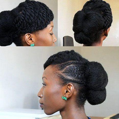 Aba Naturelle Thebeautyofnaturalhairboard Mariage Cheveux Naturels Coiffure Naturelle Idees De Coiffures