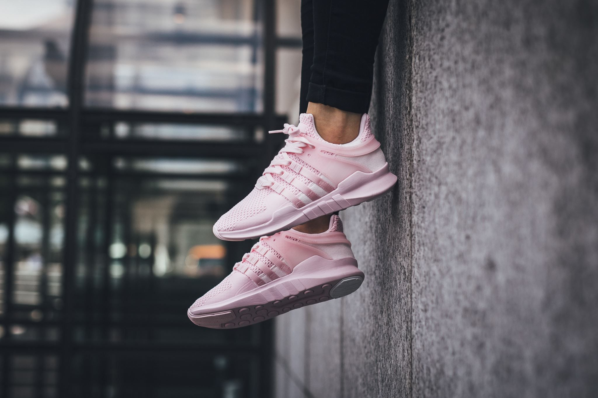 4c3796de89bb Adidas continues to decline his new ADV and introduce it an exclusive girl  colorway with the new Adidas EQT Support ADV Pink.