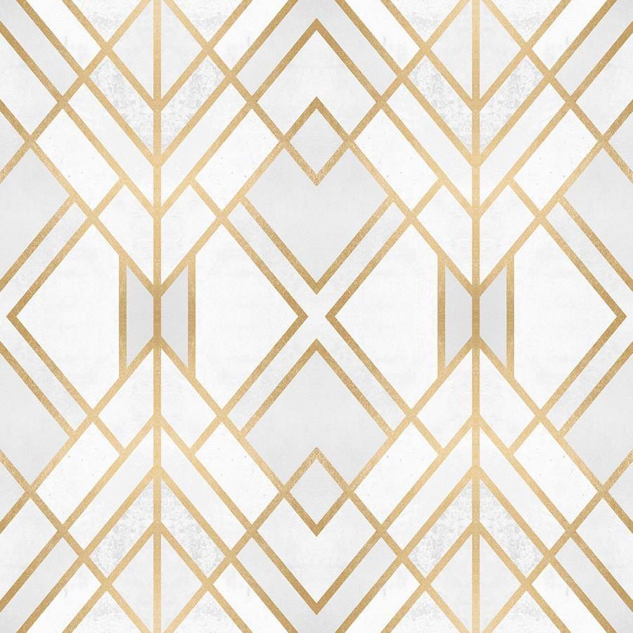 Golden Geo In 2021 Rose Gold Wallpaper Gold Wallpaper Designs Pattern Wallpaper