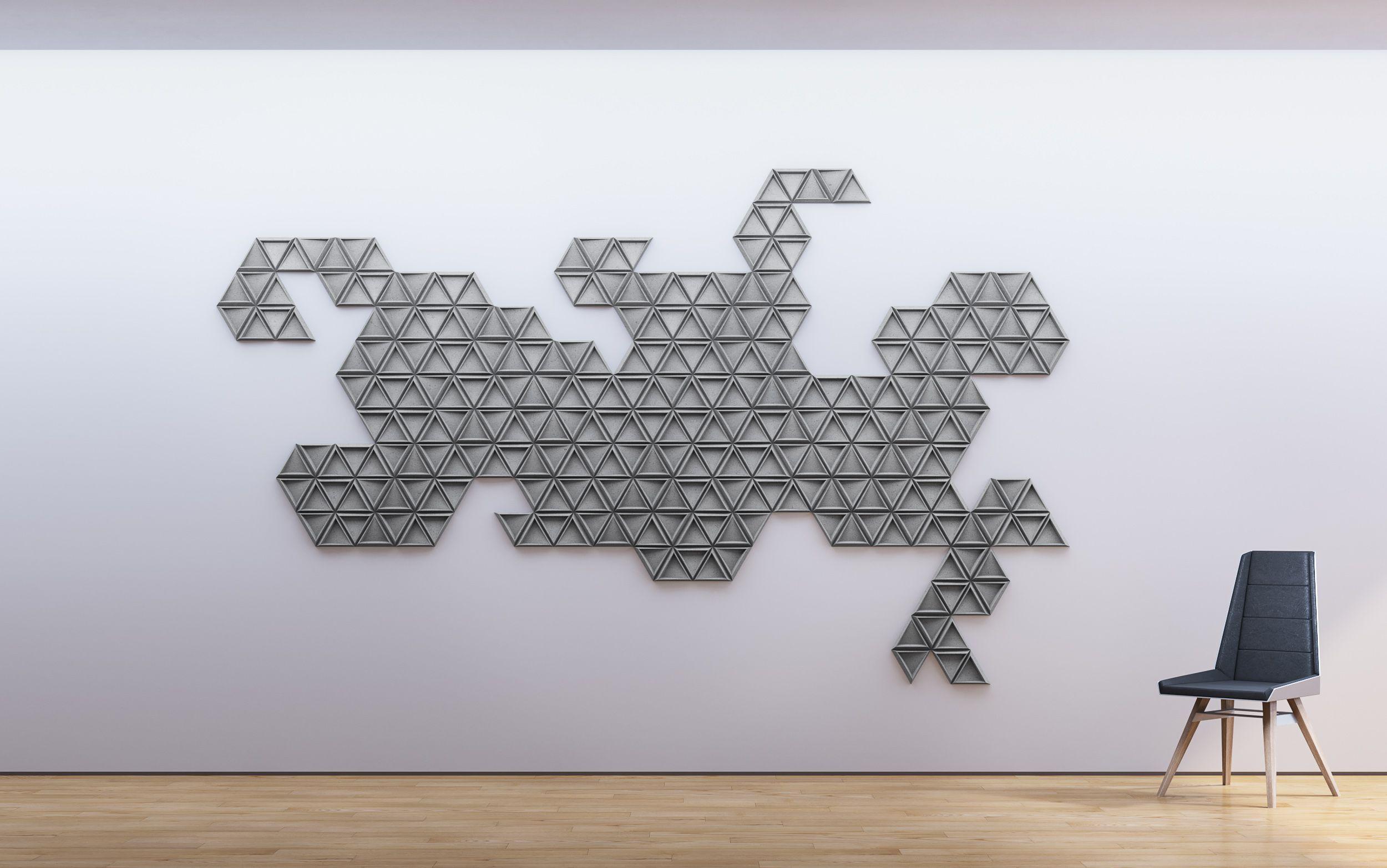 TEKT: beton we wnętrzach - PLN Design