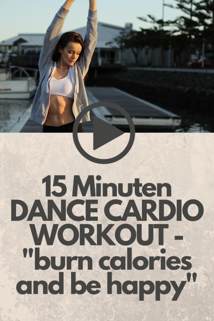 Cardio zum Abnehmen in 15 Minuten