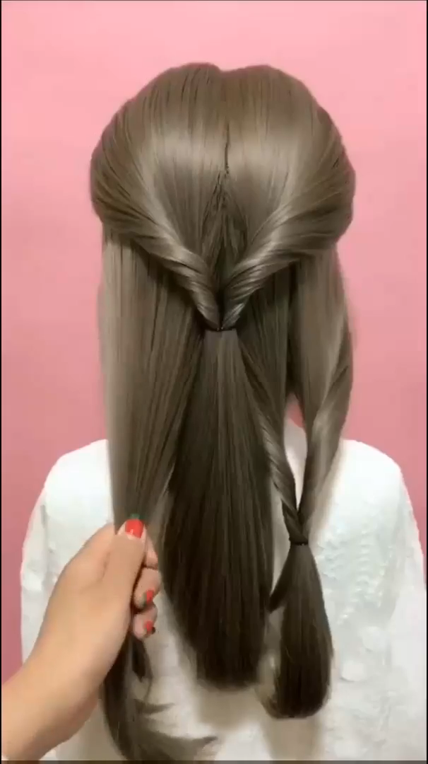 Photo of Hairstyle for Long Hair – Hairstyle Compilation part 3