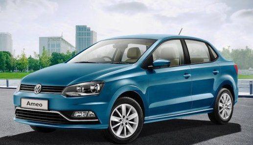 Volkswagen Starts Producing Ameo Volkswagen Volkswagen Car Volkswagen Cross Polo
