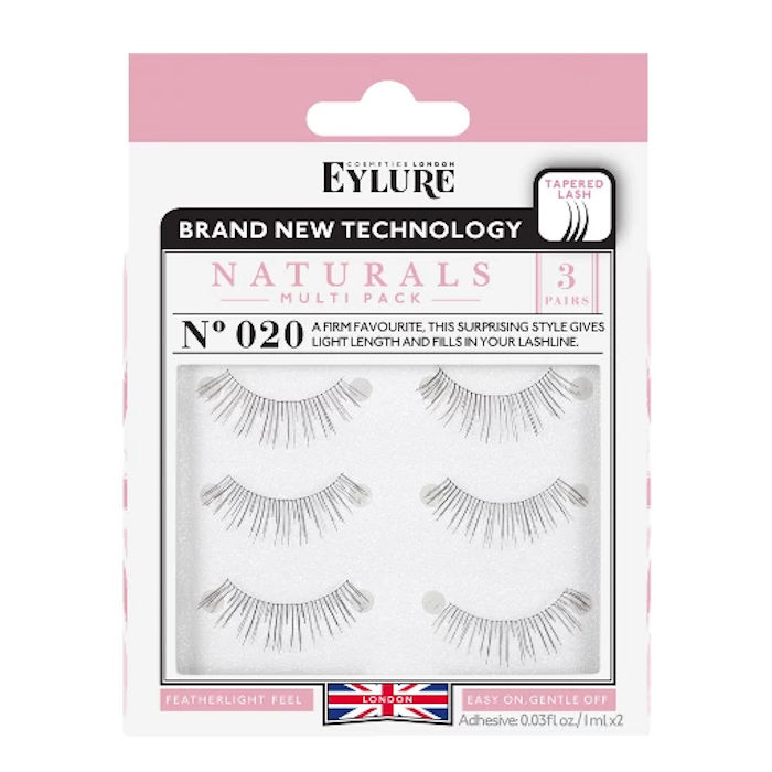 9e27ff3ffe2 These False Lashes Look So Natural They Could Pass as Your Own in ...