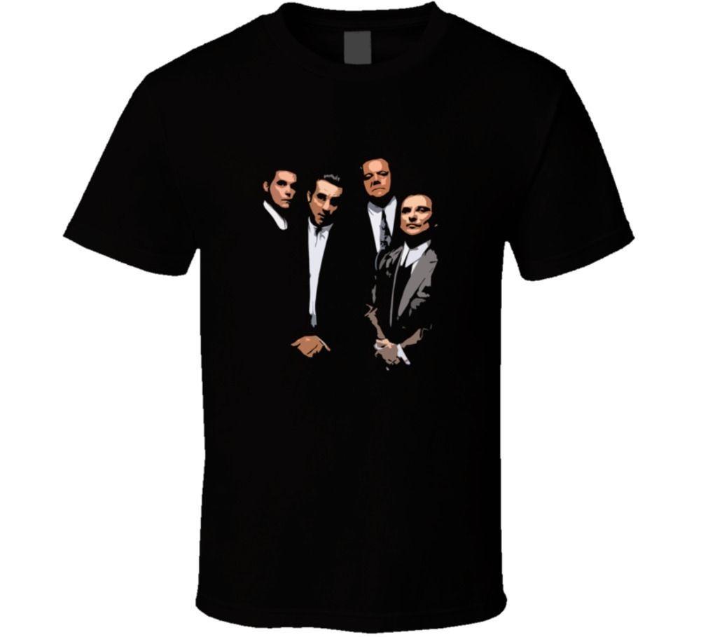 >> Click to Buy << Gildan Goodfellas gangster film DeNiro Pesci Liotta fan t shirt #Affiliate