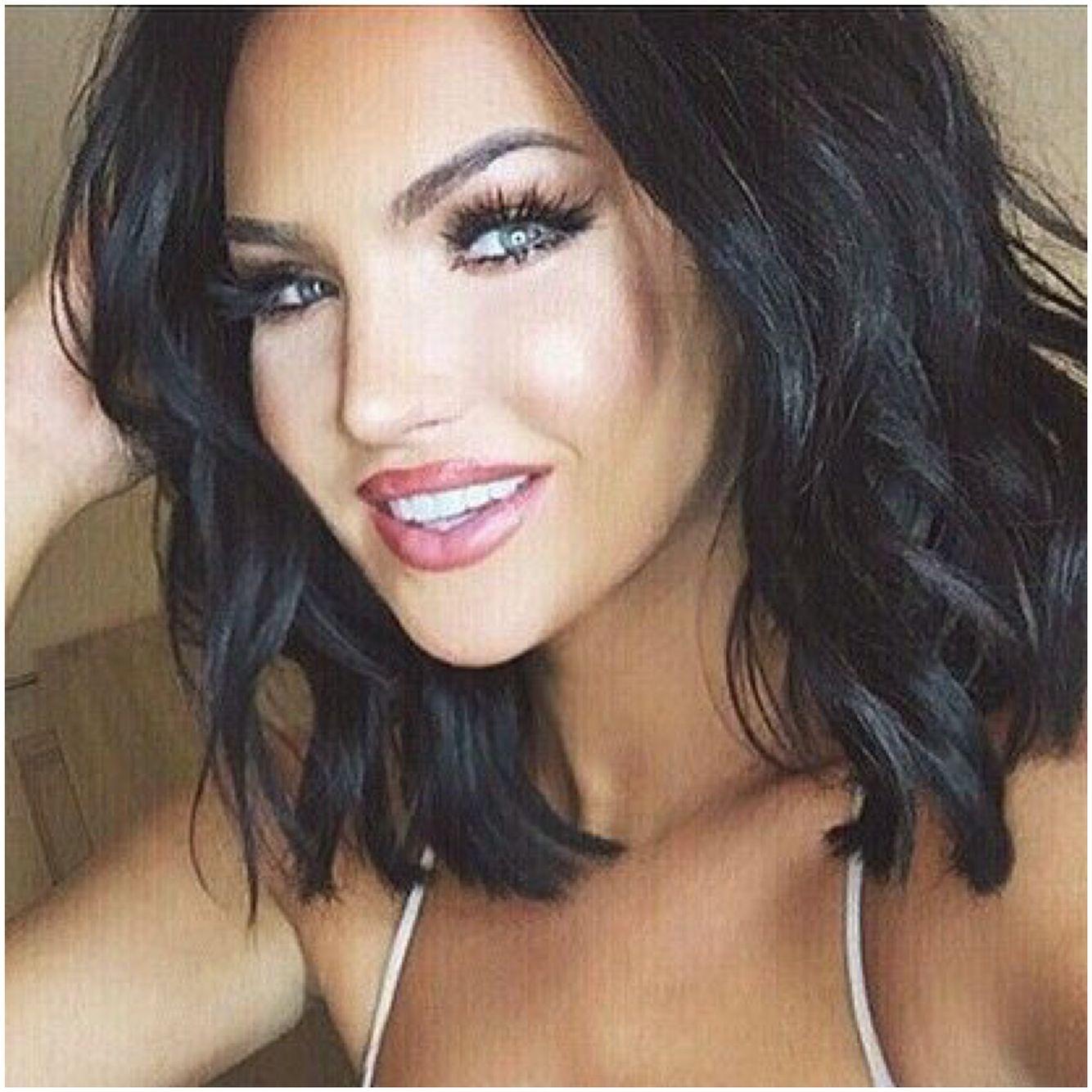 Love This Length Hair Tips Amp Hair Care Pinterest