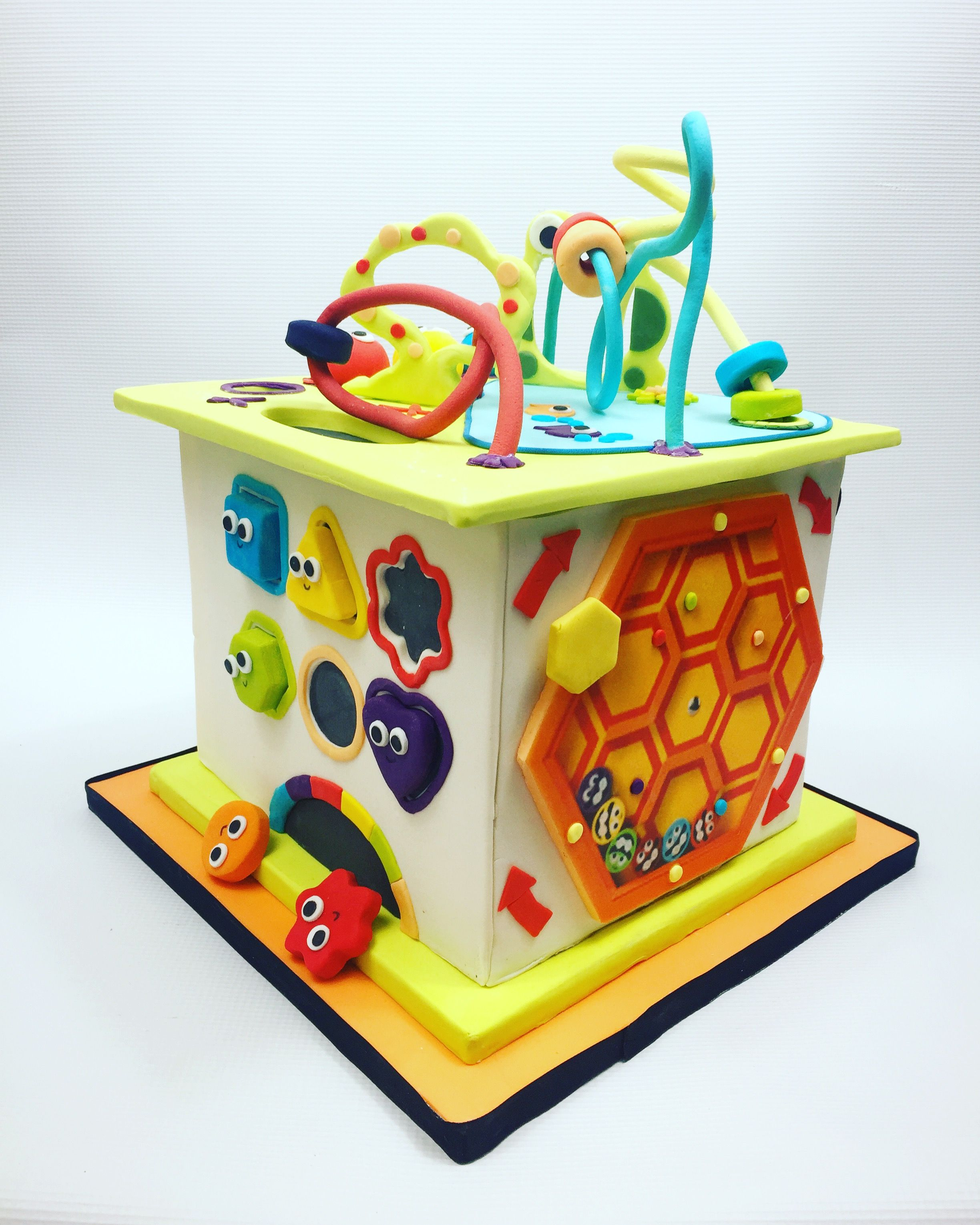 Hape Toy Box Cake By Olivias Boutique New Design Designs Kids