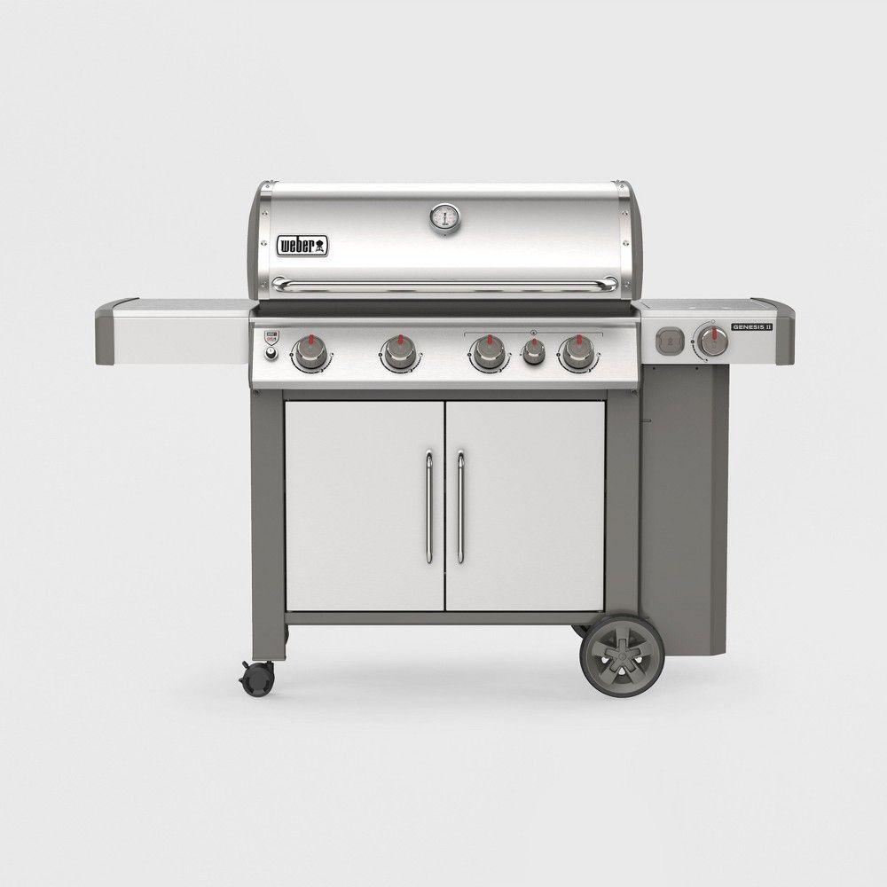 Weber Genesis Ii S 435 62006001 Stainless Steel Propane Gas Grill