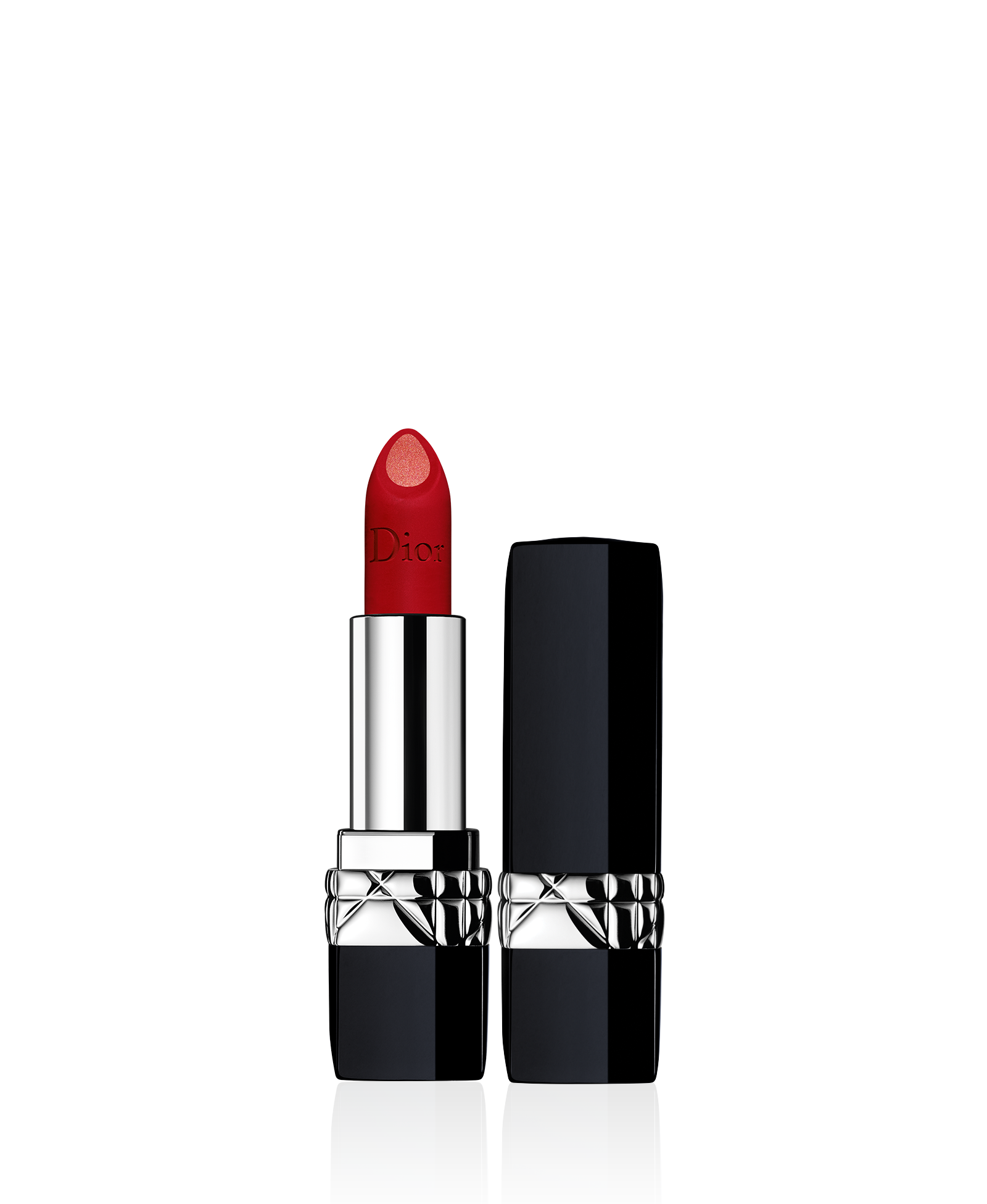 5d1ad3ec Rouge Dior Double Rouge   4th of July 2018   Dior lipstick, Dior ...