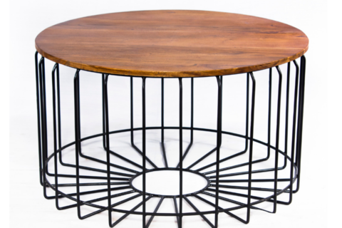 Tables A Cafe En Bois Pour Montreal Quebec Meuble Wazo Table Side Table Coffee Table