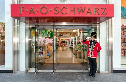 New york city walking tour fifth avenues best shopping city fao schwartz this toy store manages to cast a spell on kids and adults alike sciox Image collections