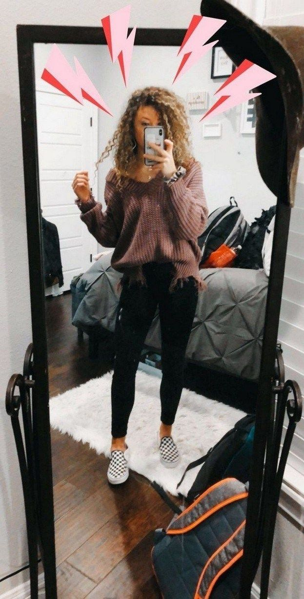 45 flawless winter outfits you need to try 47