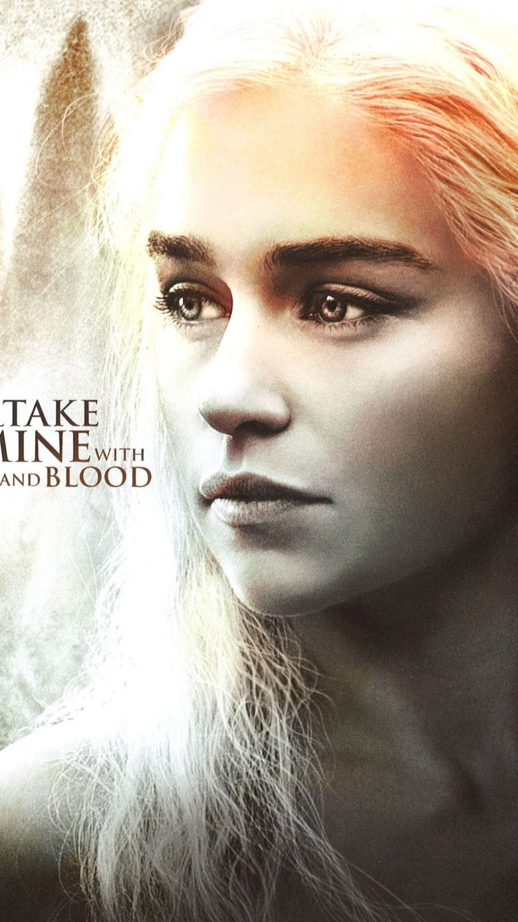 IPhone 6 Daenerys targaryen Wallpapers HD, Desktop Backgrounds