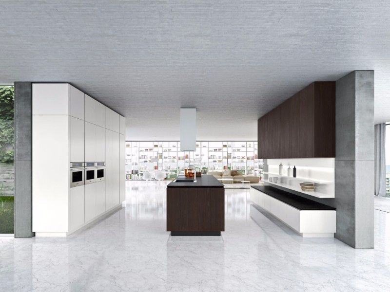 Top 10 Modern Kitchen Design Ideas 2017 With Images Modern